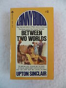Upton Sinclair Between Two Worlds Lanny Budd 2 Curtis Books 1968