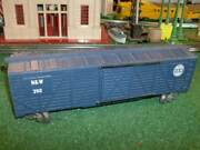 Lionel Trains 392 Norfolk And Western Stock Car  C8 Ln Sharp- Clearance Sale