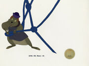 Don Bluth Secret Of Nimh 1982 Production Animation Cell Lje Seal Coa 8