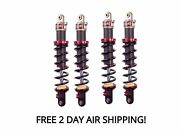 Elka Stage 2 Front And Rear Shocks Suspension Kit Can-am Outlander 1000 Max