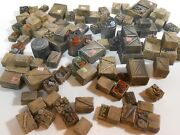 Downtown Deco O On30 Scale Unpainted Clutter Detail Crates Freight Buy 2 Get 1