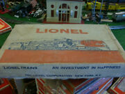 Lionel Trains Postwar 11480 Freight Set In Box - 213 Mandstl Aa Alcoand039s 1964 Only