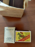 Greek Safety Matches Old Sport Brand 10 Matchboxes