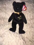 Ty Andldquothe Endandrdquo Beanie Baby Rare With Errors Must See Very Rare 1999