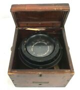 Wwii Us Coast Guard Stellar Products Boat Compass