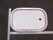 2000 Chaparral Signature 240 Boat Poly Storage Access Hatch Cover And Frame
