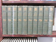 Woman's Athenaeum Ten Vols Complete 1912 Out Of Print Collectible