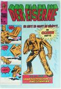 Tales Of Suspense 39signed Larry Liebergermany1st Iron Man19751st Ant Man