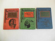 Lot Of 3 Children's Stories From Dickens Raphael Tuck And Sons