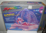 6327 Mib Vintage Mattel Spectra Buffatron Beauty Buffer And Space Age Bed Playset