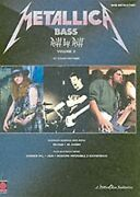 Metallica Songbook Bass Riff By Riff Vol. 2 Bass Instruction '04 70 Pp Nm Shape