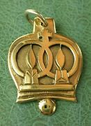 James Avery Retired 14k Wedding Unity Renewing Vows . Hvy Charm Solid