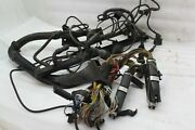 97 98 99 Bmw 528 Complete Engine Transmission Wire Harness B-23 Ms