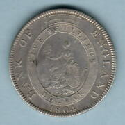 Great Britain. 1804 George 111 - Bank Of England Dollar.. Gvf - Trace Lustre