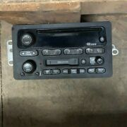 Gm Car Radio With Cd And Cassette Players