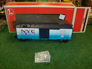 Lionel Trains No. 16767 6352 New York Central Ice Docks Ice Car Very Nice