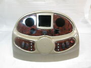 Boat Center Console Top Cover Helm Dash Pontoon Gauge Switch Panel Bronze