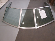 1978 Dolphin Seatrek 22and039 Boat Walk Through Windshield Window Glass Tinted