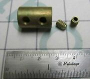 387145 Omc Coupling And Set Screw Assy For Evinrude Johnson Trolling Motors
