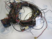 Volvo Penta Sx 3.0 4 Cyl Engine To Dash Wire Harness 16 Ft