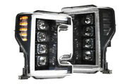 Morimoto Xb Led Headlight Assembly Plug And Play For 2017 + Ford F250 F350