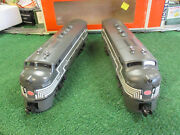 Lionel Modern 8370 New York Central F3-a Double Diesels Lniob
