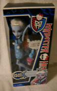 6289 Nrfb Mattel Monster High Dead Tired Abbey Abominable Doll