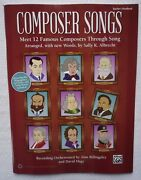 Composer Songs Meet 12 Famous Composers Through Song Biographies And...