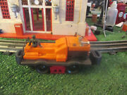 Lionel Post War 50 Gang Car Vg Orig Cond But 0nly 1 Man Works Well