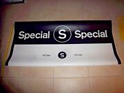 Ny Nyc Subway Roll Sign R44 Special Shuttle Collectible New York Transit Decor
