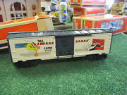 Lionel Modern 19286 Sylvester And Tweety All Abirrd Box Car Niob 96 Great Graphics