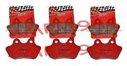 Brake Pads Brembo Front+rear Harley Davidson Flhrci 1450 Road King Classic
