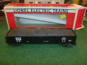 Lionel Trains No. 6209 New York Central Standard O Gondola With Coal Load - Nice