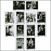 The Sex Pistols 1978 Set Of 12 Warner Brothers Promotional Photographs Usa