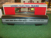 Lionel Trains 7207 New York Central 20th Century Aluminum Dining Car - Nice