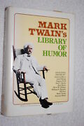 Mark Twain's Library Of Humor, With 197 Illustrations By E.w. Kemble 1975 Hard.