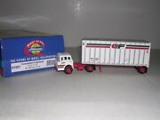 Athearn 91021 Consolidated Freiwys.ford C-series Cab W/28' Trailor No Zone
