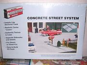 Walthers 3140 Street Track Inserts - Building Kit H.o.scale 1/87