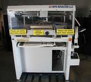 Aps Novastar Gold Place Model L-40 Pick And Place System 2640