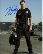 Taylor Kinney Signed Autographed Chicago Fire Kelly Severide Photo