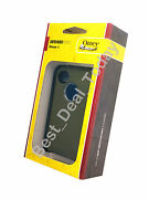 Otterbox Rugged Defender Case W/ Holster For Apple Iphone 4s 4 Envy Green And Gray