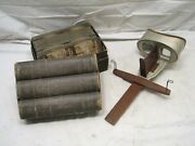 Underwood Stereograph Around The World View Real Photo Stereoview Cards Viewer