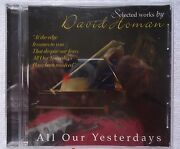 Selected Works By David Homan All Our Yesterdays Cd