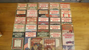 26 Issues American Automobile Digest Magazine 1919-1925