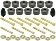 New Currie Body Lift Kit,1,fits Jeep Wrangler Tj,lj,yj,87-06,spacers,bumpers