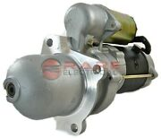 New 9 Tooth Starter Motor Fits Case Farm Tractor 430 431 530 531 531c 630 Diesel