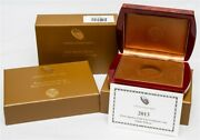 Ogp For 2013-w First Spouse Gold Uncirculated 10 - Edith Wilson - No Coin