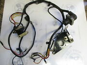 34453 Mercruiser External Wiring Wire Harness With Solenoid 25661 37708a1