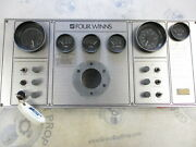 1988 Four Winns 160 Freedom Marine Boat Dash Panel And Gauges Switches