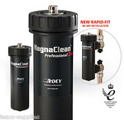 Magnaclean Professional 28mm Xp Magnetic Boiler Central Heating Iron Filter Adey